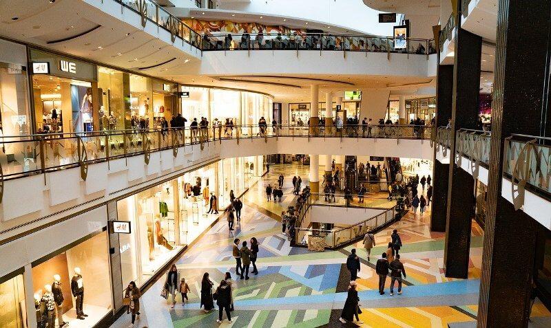 Sistemas de seguridad para centros comerciales y Retail